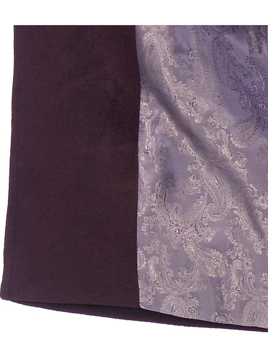 Женское демисезонное пальто hr-004 вишневое фото-5