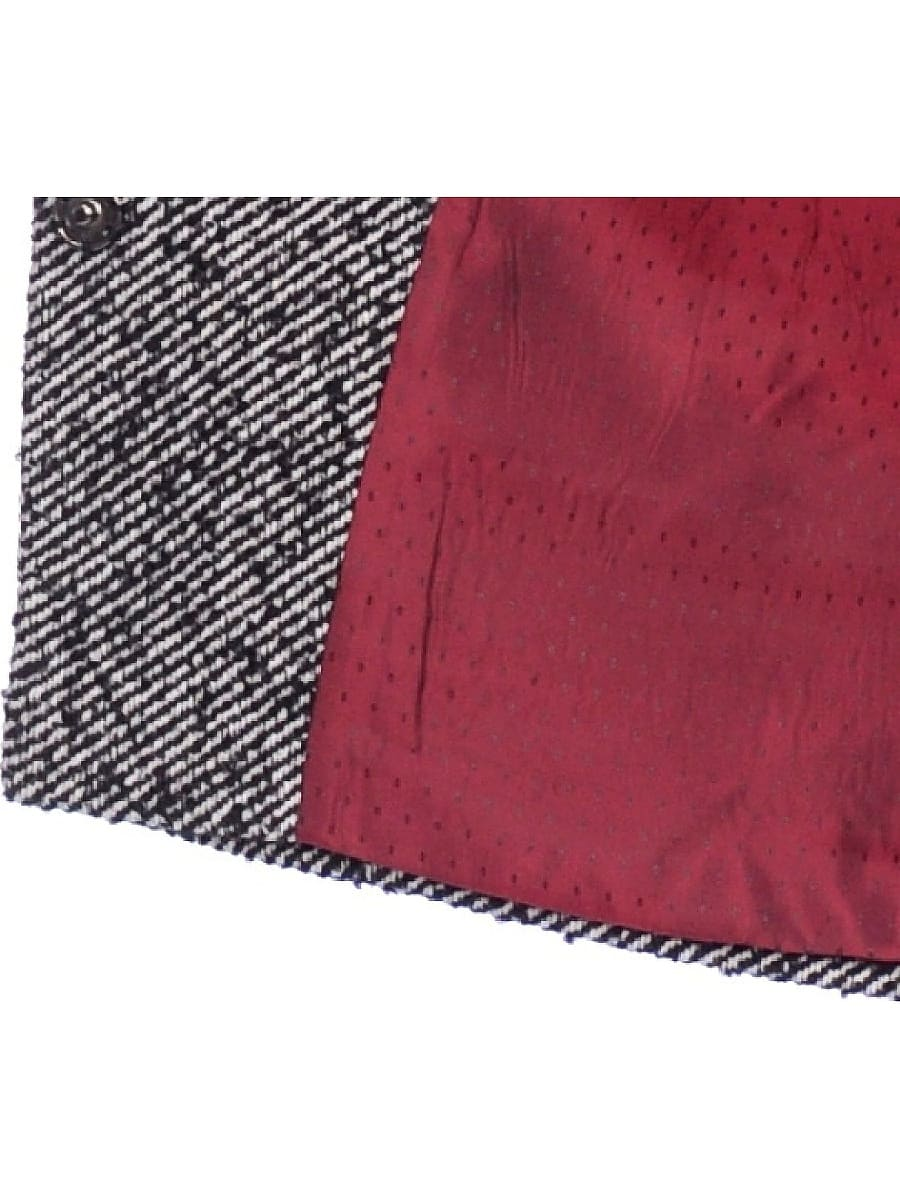 Женское демисезонное пальто hr-022 серое фото-4