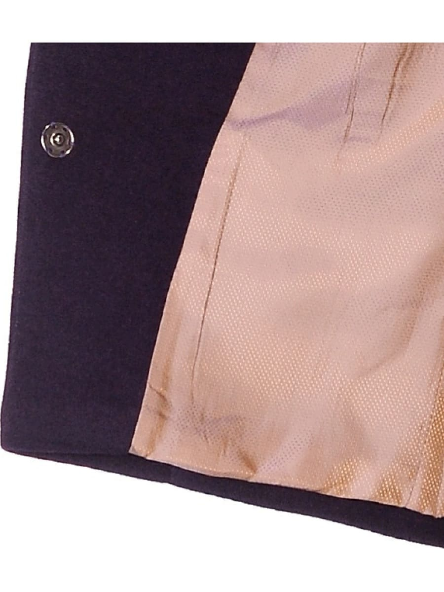 Женское демисезонное пальто hr-022a фиолетовое фото-4