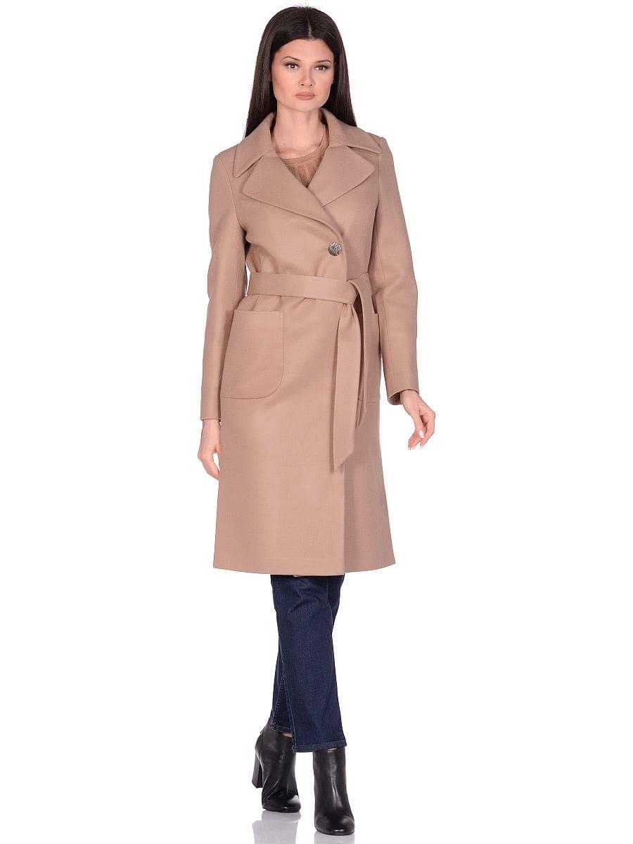 Женское демисезонное пальто hr-044