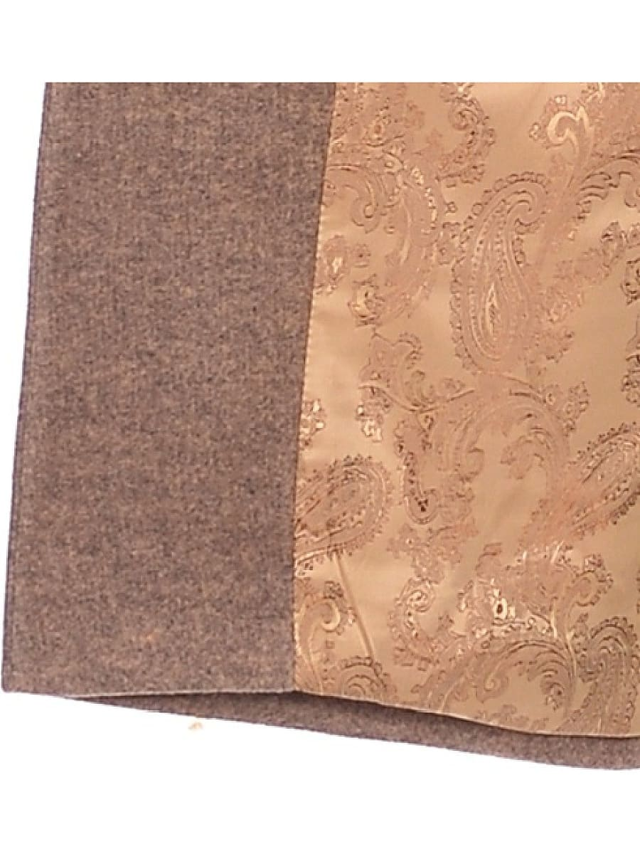 Женское демисезонное пальто hr-025 горчичное фото-4