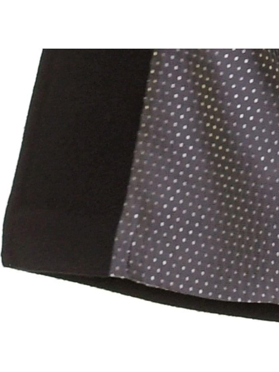 Женское демисезонное пальто hr-026 черное фото-4