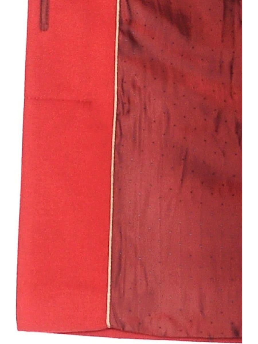 Женское зимнее пальто hr-1012 красное фото-5