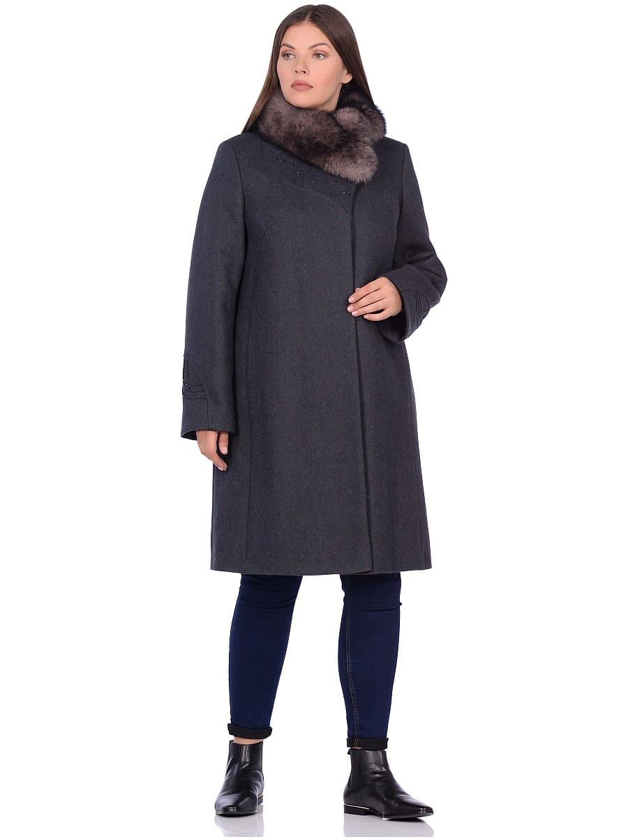 Женское зимнее пальто hr 1020 зеленое фото-1