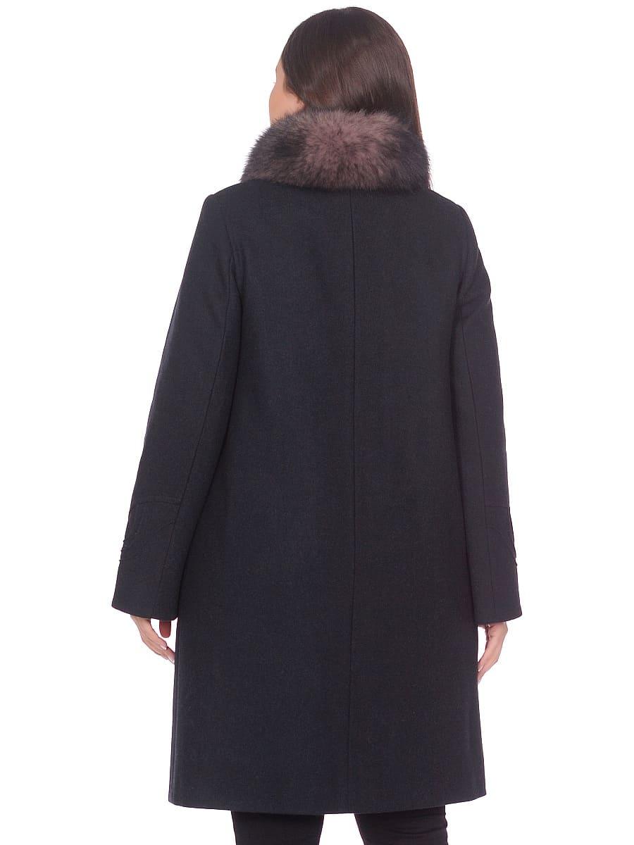Женское зимнее пальто hr 1020 изумрудное фото-3