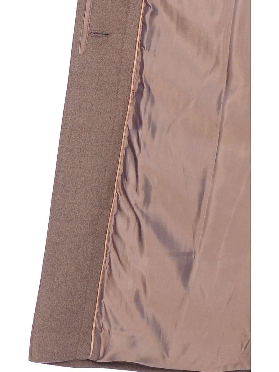 Женское зимнее пальто hr-1007 бежевое фото-5