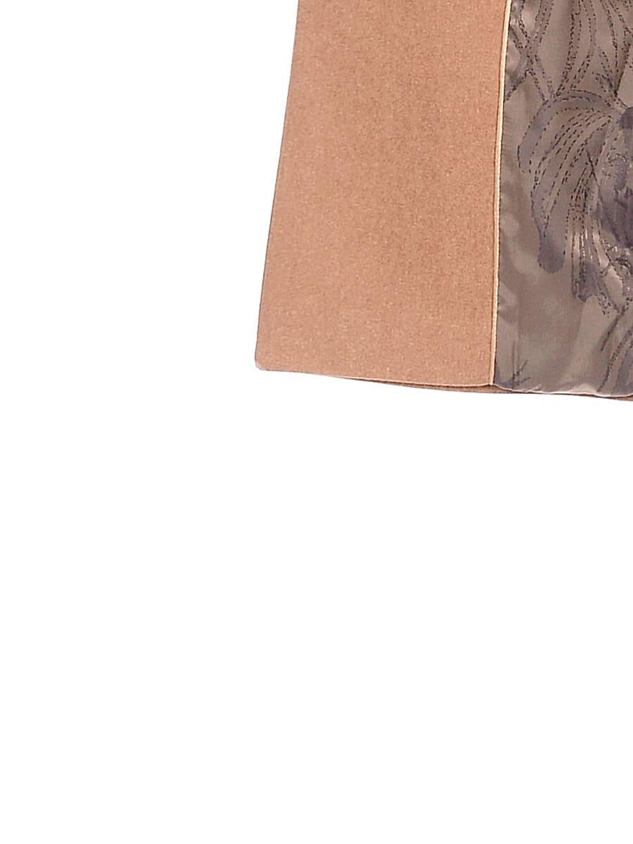 Женское зимнее пальто hr-1009 песочное-фото-4