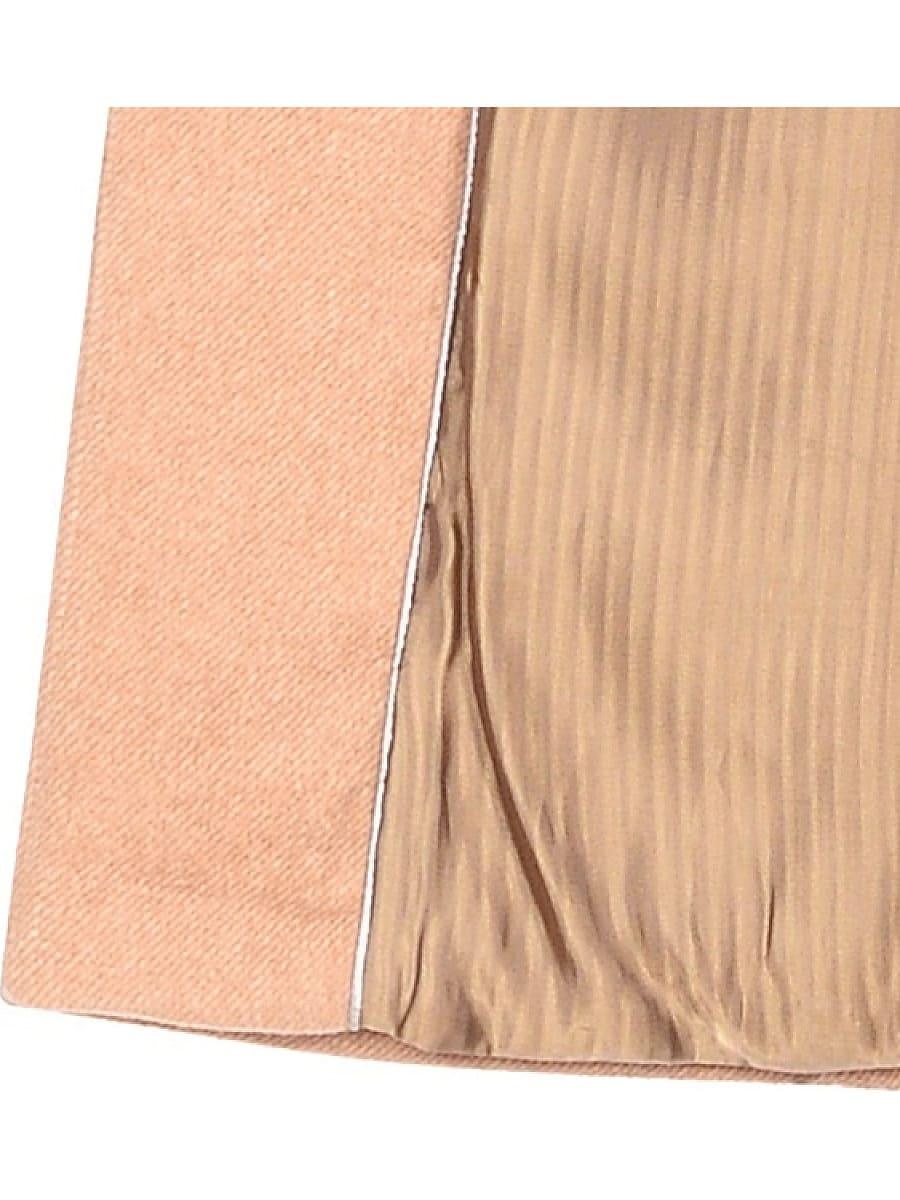 Женское зимнее пальто hr-1018 песочное фото-4