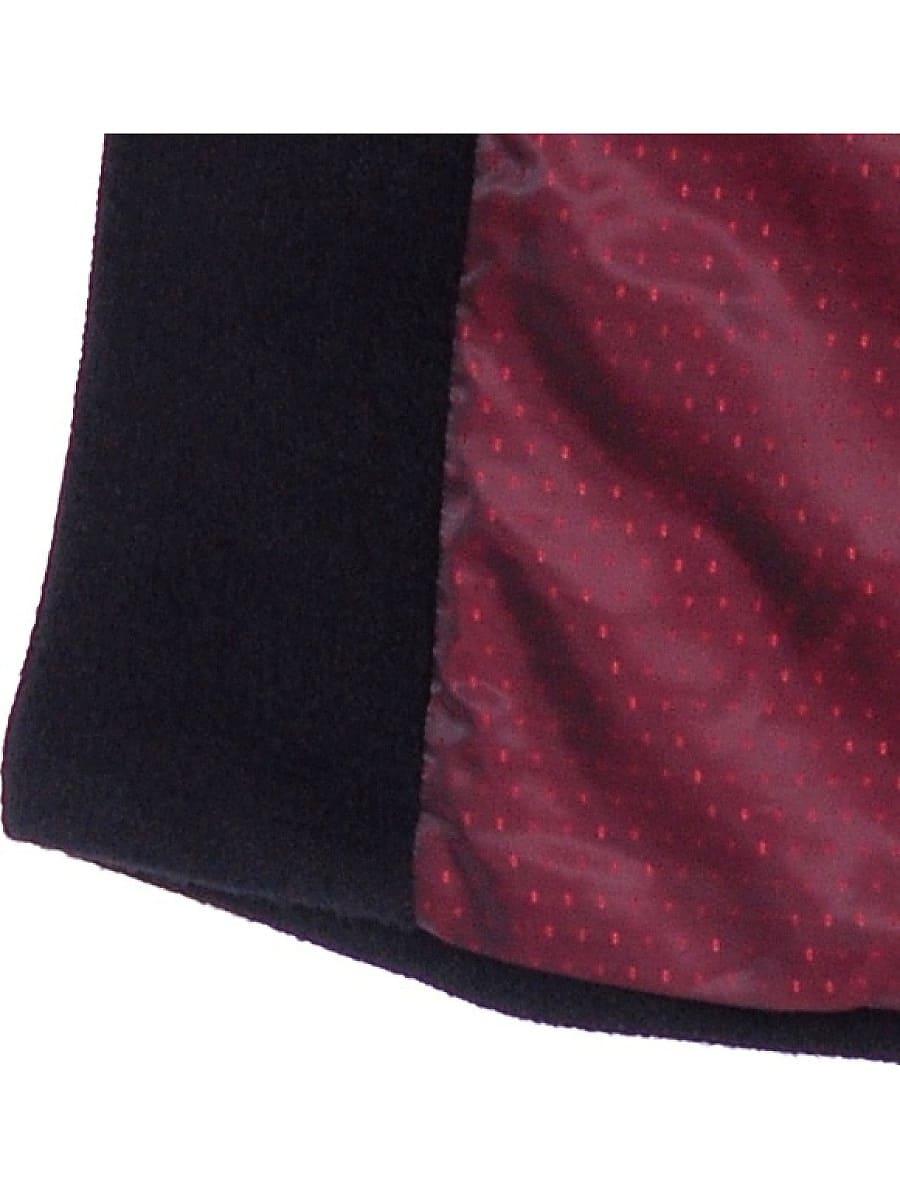 Женское демисезонное пальто hr-048 черное фото-4