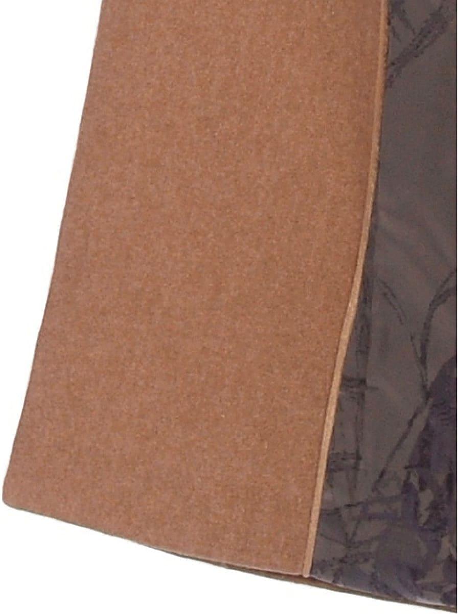 Женское зимнее пальто hr-1009-2 песочное фото-4