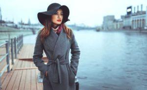 Модные модели пальто для осени и весны