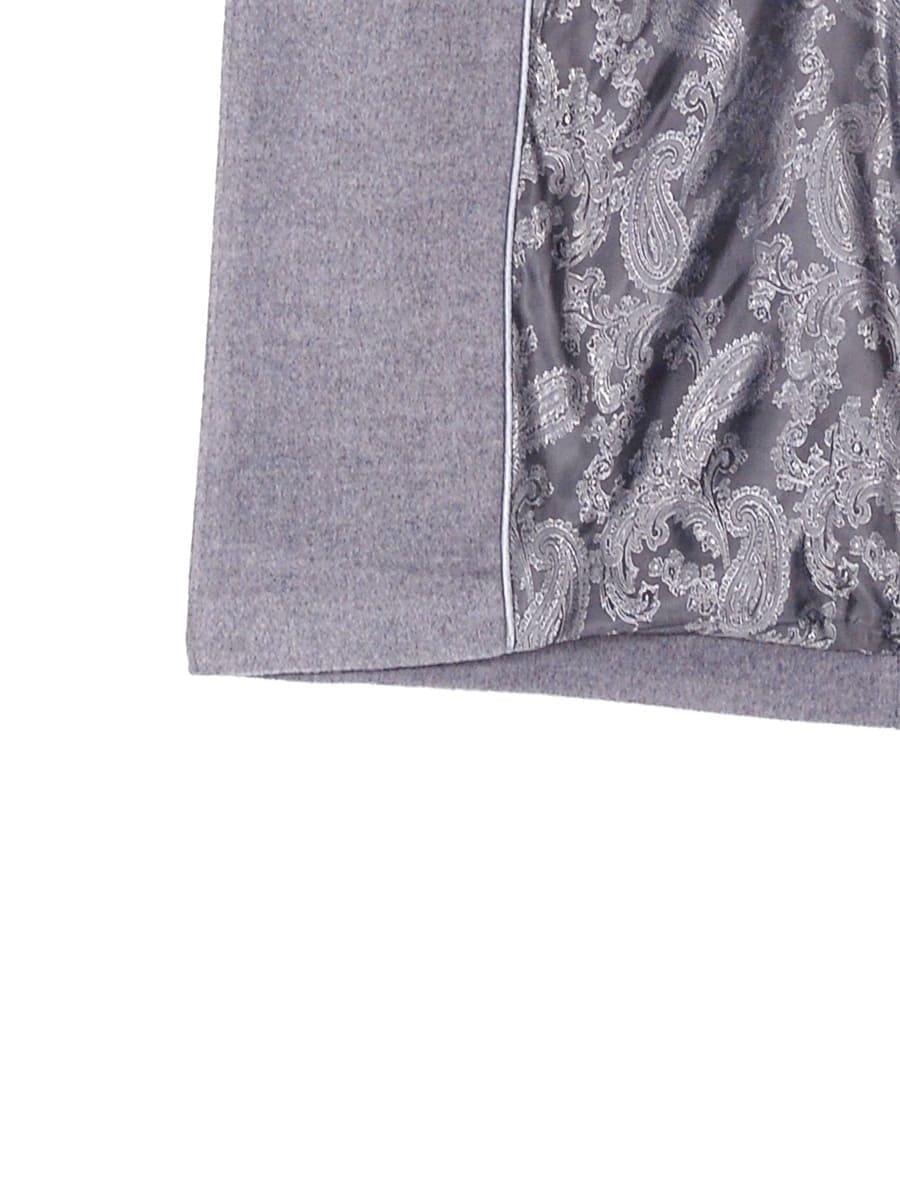 Женское зимнее пальто hr-054 кофейное фото-4