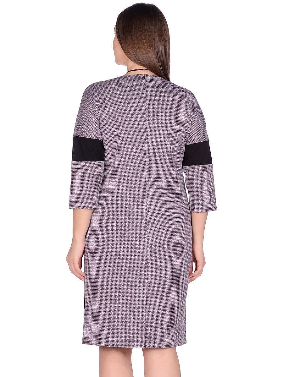Женское платье LISA HR-5/466 розовый фото-3