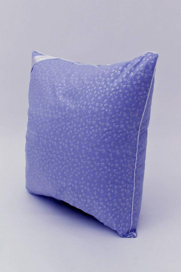 Подушка 70х70 LIVA AI-002ТX (цвет синий)