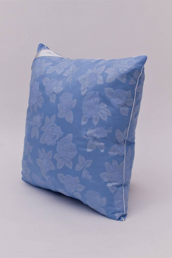 Подушка 70х70 LIVA AI-002ТС (цвет голубой)