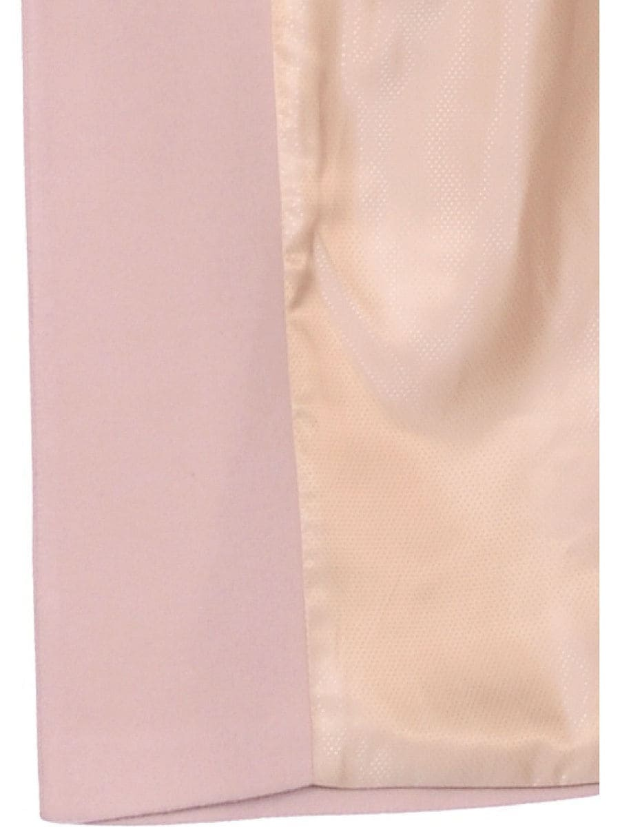Женское демисезонное пальто hr-061 бежевого цвета