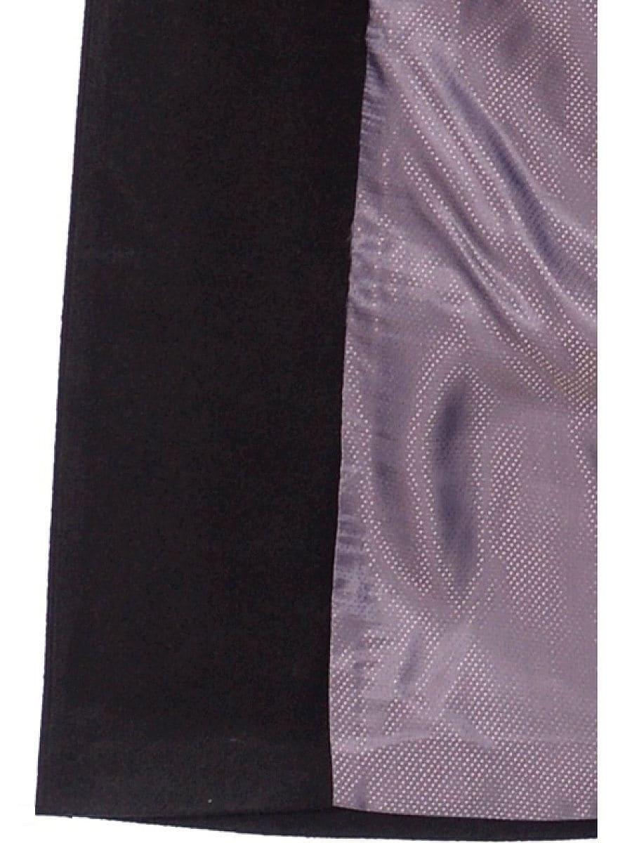 Женское демисезонное пальто hr-061 черного цвета