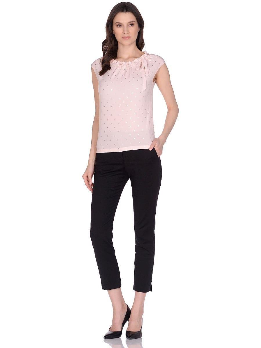 Женская блузка LISA HR-236 (цвет: розовый)
