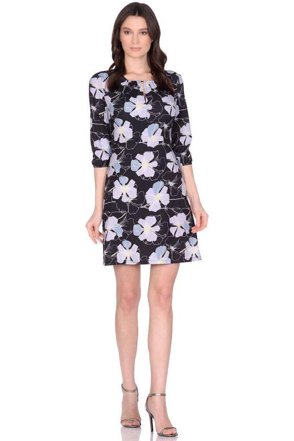 Женское платье LISA HR-103 черный