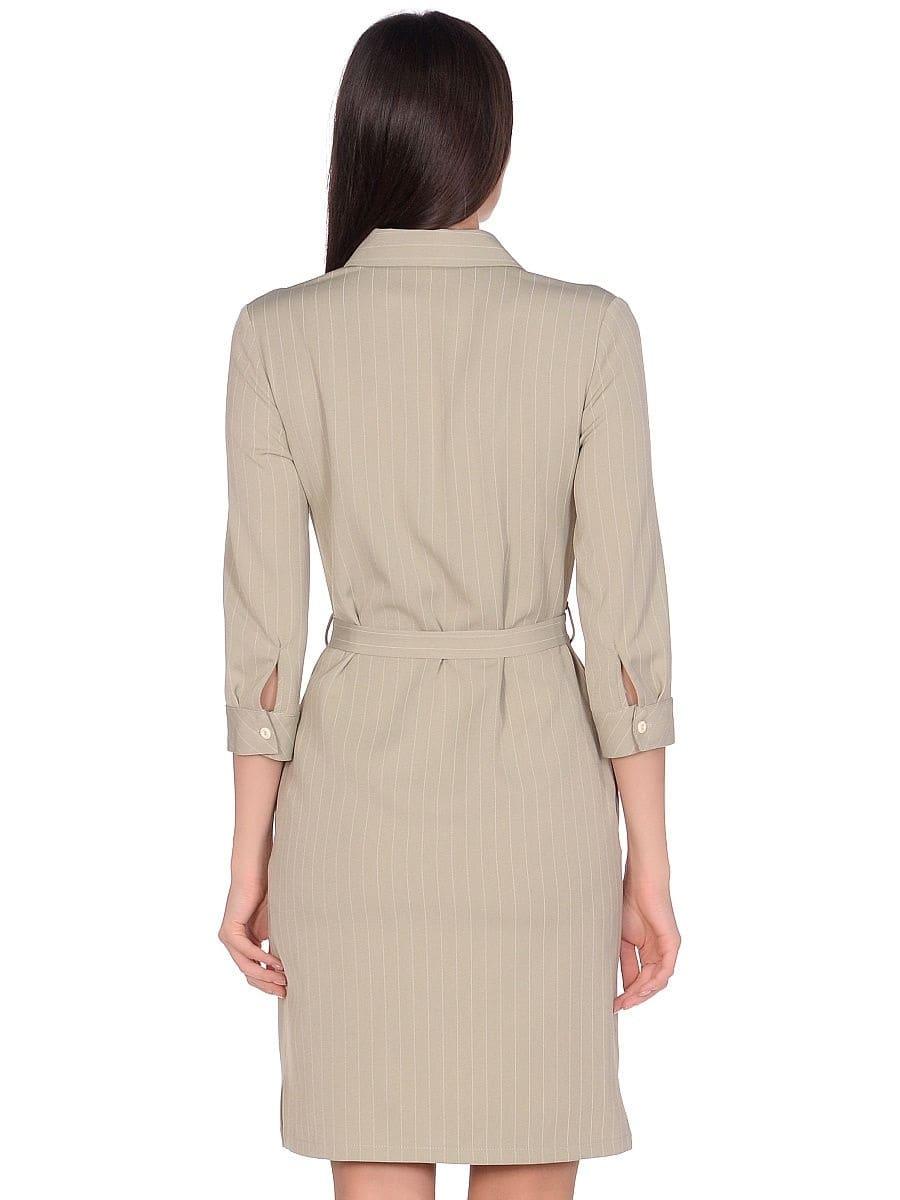 Женское черное платье LISA HR-258