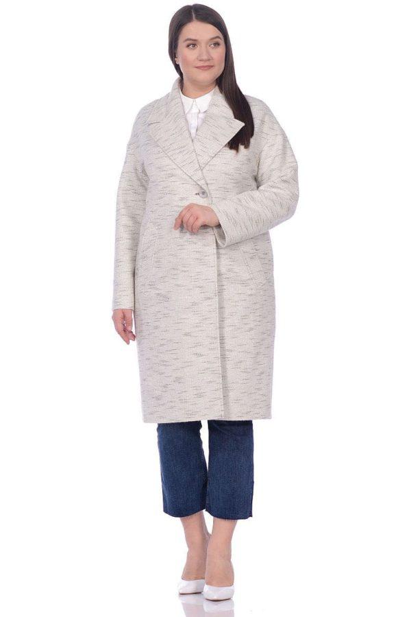 Женское демисезонное пальто HR-066
