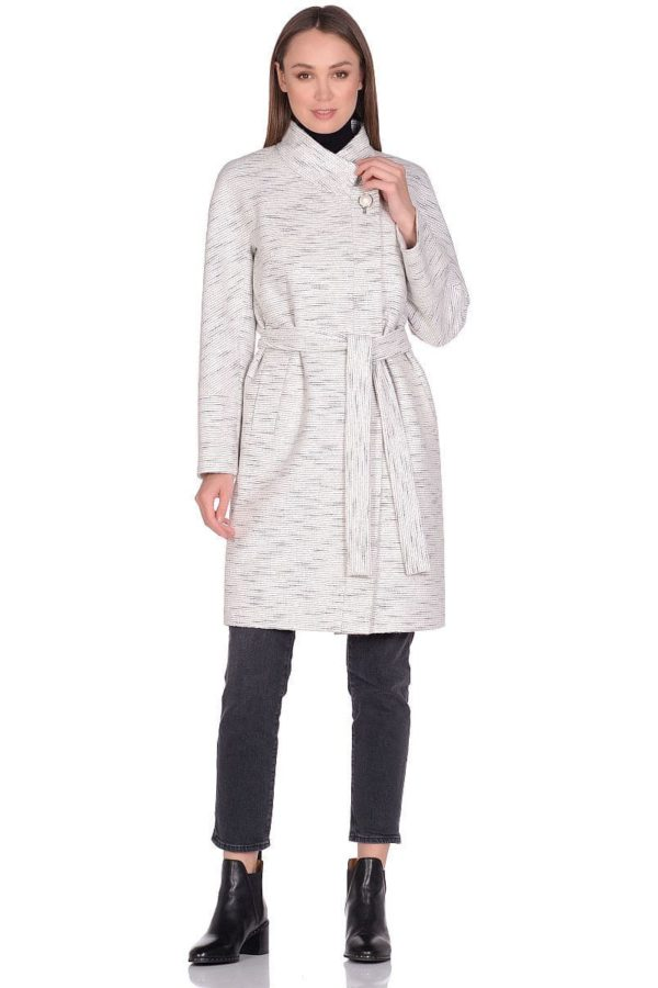 Женское демисезонное пальто HR-052