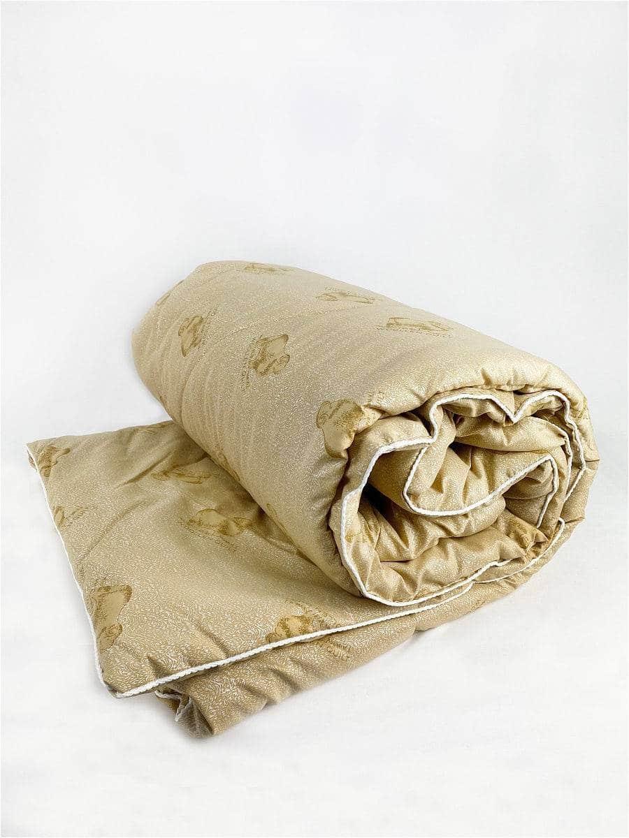 Одеяло LIVA AI-010-1М Овечья шерсть 140х205 см