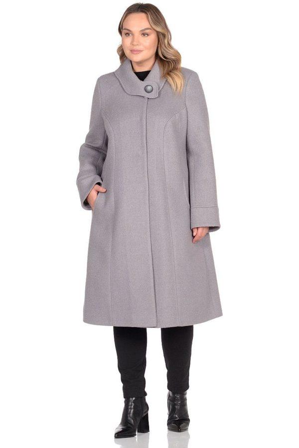 Женское демисезонное пальто HR-008В