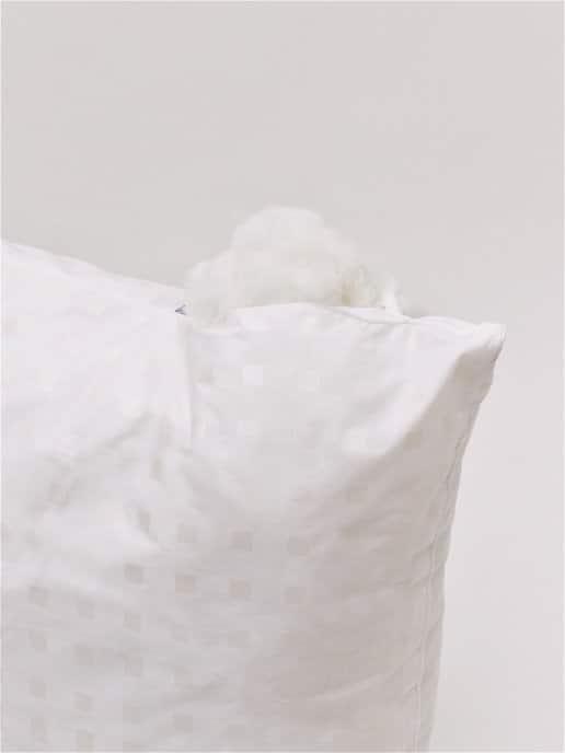 Подушка лебяжий пух 70х70 см