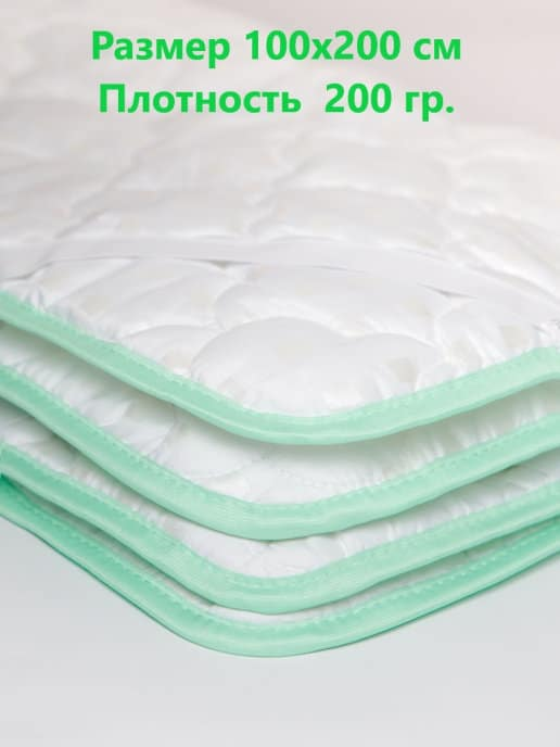 Наматрасник на резинках 100х200 (24829188)
