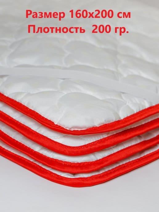 Наматрасник на резинках 160х200 (24840486)